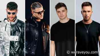 Martin Garrix, Don Diablo, DJ Snake & Nicky Romero join revolutionary platform Hydeout: The Prelude - We Rave You