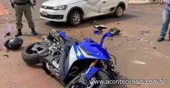Espumoso / RS Motociclista perde a vida após acidente em Espumoso - Acontece no RS