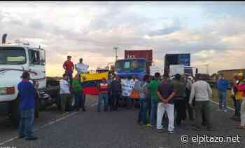 Portuguesa | Gandoleros toman calles de Guanare en demanda de diésel - El Pitazo