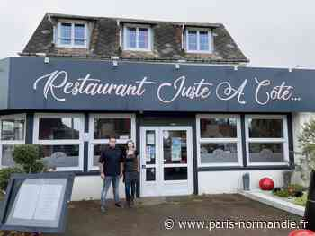 À Saint-Romain-de-Colbosc, près du Havre, le Guide Michelin aime le restaurant « Juste à Côté » - Paris-Normandie
