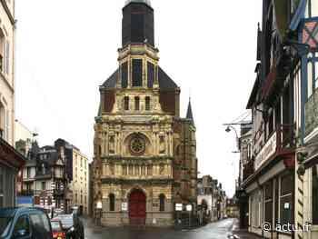 Des travaux à l'église Notre-Dame de Bonsecours risquent de perturber la circulation à Trouville-sur-Mer - Le Pays d'Auge