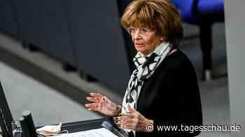 """Holocaust-Gedenken im Bundestag: """"Passen Sie auf auf unser Land"""""""