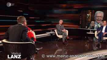 """Markus Lanz: Kretschmann wird im Talk emotional und verliert die Fassung - """"als wären da Schurken am Werk"""""""