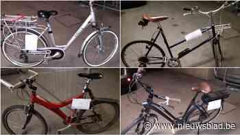 Bende fietsdieven loopt tegen de lamp door verkoop op tweedehandssite