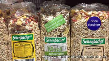 """Enttäuschte Verbraucher: Dieses bekannte Frucht-Müsli ist """"Mogelpackung des Jahres"""""""