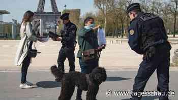 Amnesty International: Vorwürfe gegen Frankreichs Polizei