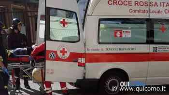 Uomo grave dopo una caduta in bici a Locate Varesino - QuiComo