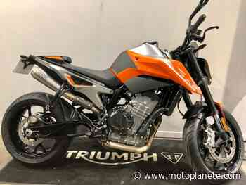 KTM 790 DUKE 2019 à 7800€ sur MONTLHERY - Occasion - Motoplanete