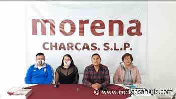 Perfilan a Eysmar Bernal como candidato de Morena a alcaldía de Charcas - Código San Luis