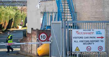 Suspicious package halts COVID vaccine production at U.K. plant