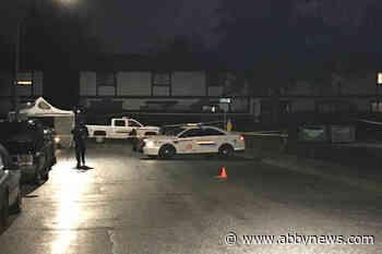 Homicide detectives on scene in Langley Wednesday morning