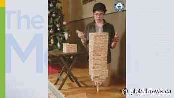 B.C. boy stacks his way into the 'Guinness Book of World Records' with Jenga
