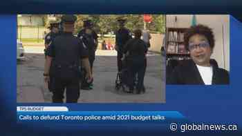 Calls to defund Toronto police amidst 2021 budget talks