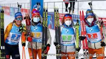 Biathlon-WM 2021 in Pokljuka: Das sind die deutschen Medaillenkandidaten