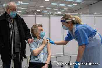 How much does one coronavirus vaccine dose protect you and others? - New Scientist