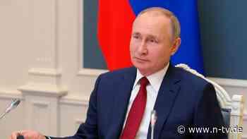 """""""Lage ist nicht normal"""": Putin bietet EU bessere Beziehungen an"""