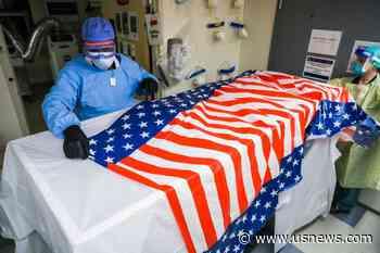 January Marks Deadliest Month Yet for Coronavirus Pandemic - U.S. News & World Report