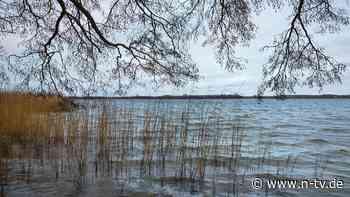 Verdächtiger aus Rotlichtmilieu: Polizei sucht fünf Leichen in Brandenburger See