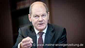 """Olaf Scholz trotzt den Umfragen: """"Der nächste Kanzler bin ich"""""""