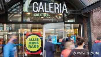 460 Millionen Euro als Kredit: Bund will Galeria Karstadt Kaufhof stützen