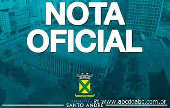 24/4 Covid-19- Boletim Santo Andre- 24/4 - ABCdoABC