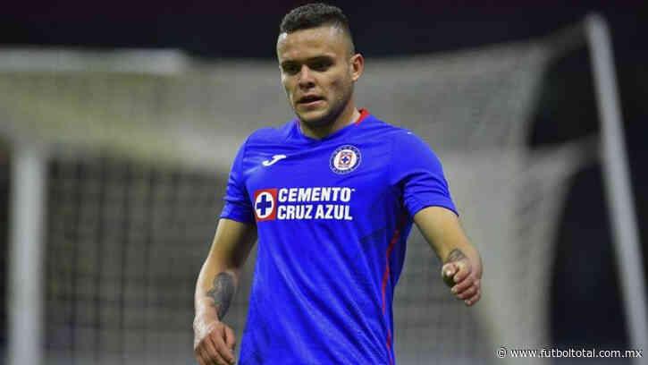 Cruz Azul sigue analizando futuro de Jonathan Rodríguez