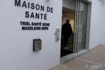 Yvelines. Covid-19 : la maison de santé de Triel-sur-Seine débute les vaccinations - actu.fr