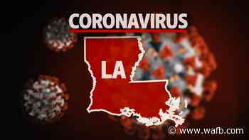 Wednesday, January 27: Number of coronavirus cases, deaths in Louisiana - WAFB