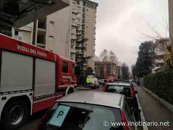 Cusano Milanino, fuga di gas in un condominio. Vigili del Fuoco in azione - Il Notiziario - Il Notiziario