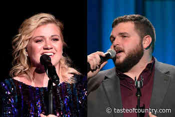 Hear Kelly Clarkson and Jake Hoot Duet on 'I Would've Loved You'