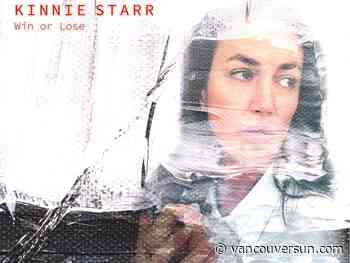 The world goes 'pop' in new Kinnie Starr song