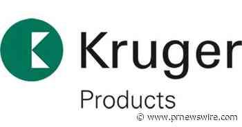 Kruger Products' Memphis site announces new facial tissue line