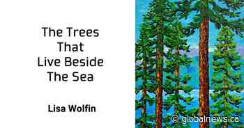 The Trees that Live Beside the Sea Art Class