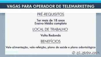 Sine de Volta Redonda anuncia 200 novas vagas de emprego - G1
