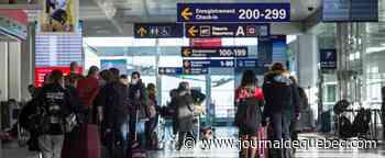 Quarantaine: Québec pourrait mettre à l'amende les voyageurs récalcitrants