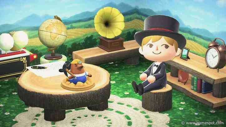 New Animal Crossing Seasonal Items Available Soon