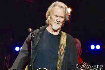 Kris Kristofferson Has Officially Retired