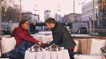 """""""Der Bachelor"""" tastet sich vor: Janz Berlin is eene Wolke sieben"""