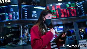 Fed erwartet lange Durststrecke: Wall Street schließt mit dickem Minus