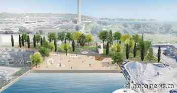 City of Toronto unveils design plan for new Leslie Slip Lookout Park