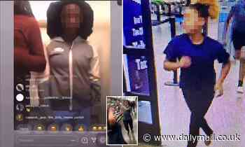 Four girls arrested for Walmart fatal stabbing bragged on social media