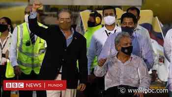 Coronavirus en Ecuador: el escándalo por la decisión del ministro de Salud de vacunar primero a sus familiares - BBC News Mundo