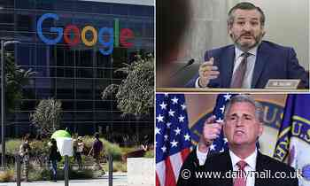 Google PAC vows not to give any money in 2022 midterm to lawmakers who voted to overturn election