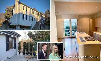 Jared and Ivanka's Washington DC home hits the market for $18,000 a month