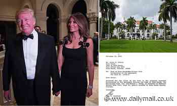 Palm Beach officials are reviewing Donald Trump's use of Mar-a-Lago as his residence