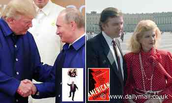New book claims Donald Trump has been a KGB stooge for 40 years