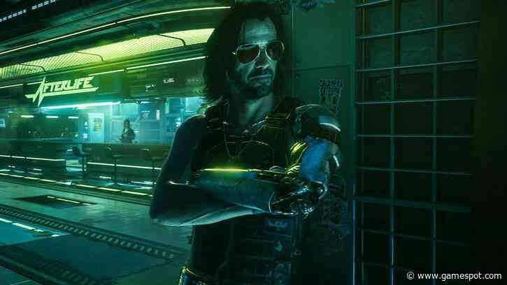 CD Projekt Red Bans Cyberpunk 2077 Keanu Reeves Sex Mod
