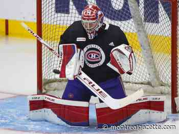 Empty Bell Centre a double-edged sword for Canadiens, players say