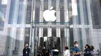 In Cupertino läuft's: Apple bricht im Weihnachtsquartal Rekorde