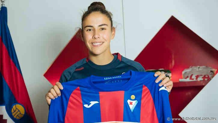 Jimena López ficha con el Eibar Femenino